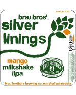 Brau Brothers Brewing Company Silver Linings