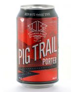 Diamond Bear Brewing Company - Pig Trail Porter