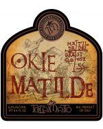 Birra Toccalmatto & Prairie Artisan Ales Okie Matilde