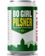 Tivoli Brewing Company - Bo Girl Pilsner