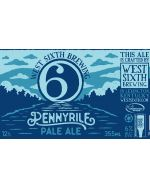 West Sixth Brewing - Pennyrile Pale Ale