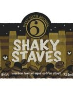 Shaky Staves