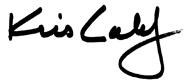 President Signature