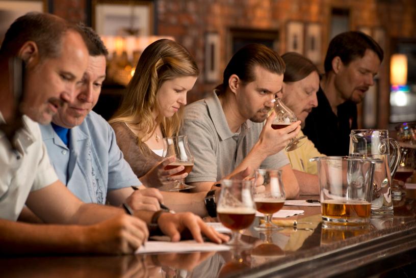 Beer Club Tasting Panel