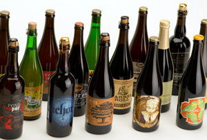 Rare Beer Club bottles